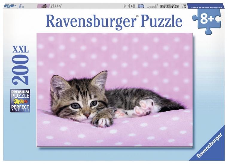 Ravensburger Puzzel XXL Tijd voor een dutje: 200 stukjes