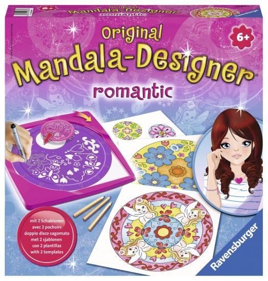 Ravensburger Romantic 2 in 1 Mandala Designer