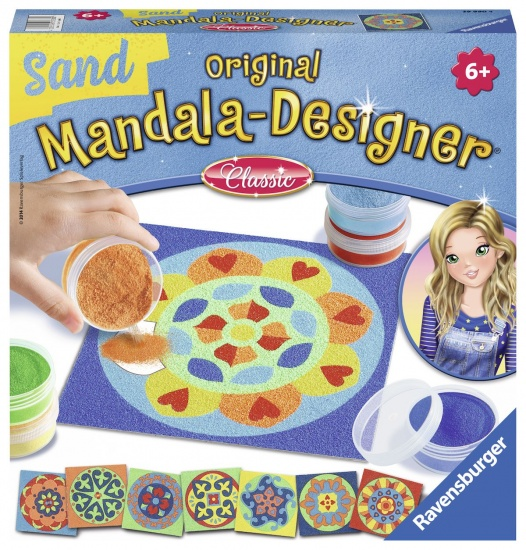 Ravensburger Sand Mandala Designer: Romantic