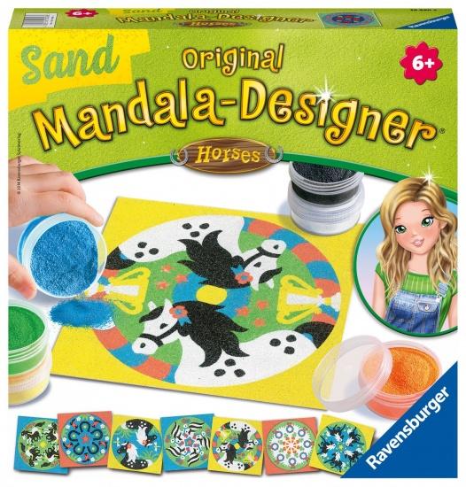 Ravensburger Sand Mandala Designer: Horses