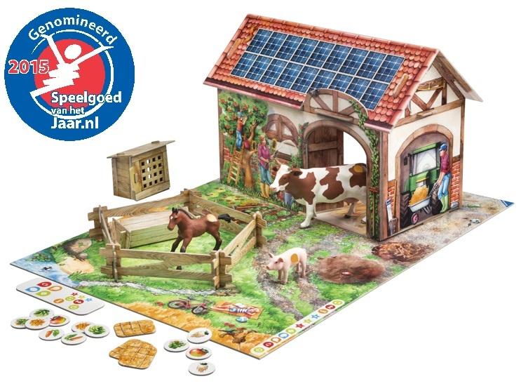 Ravensburger Spel Dierenset Boerderij Tiptoi (007356)