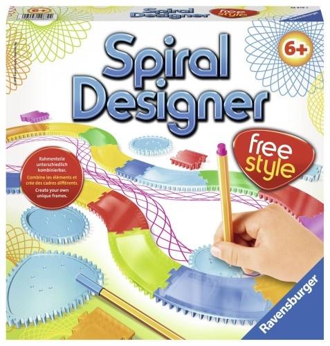 Ravensburger Spiral Designer: Freestyle