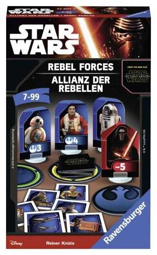 Ravensburger Star Wars: Rebel wars reisspel