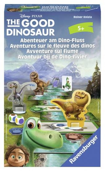 Ravensburger Gezelschapsspel: Avontuur bij de Dino rivier