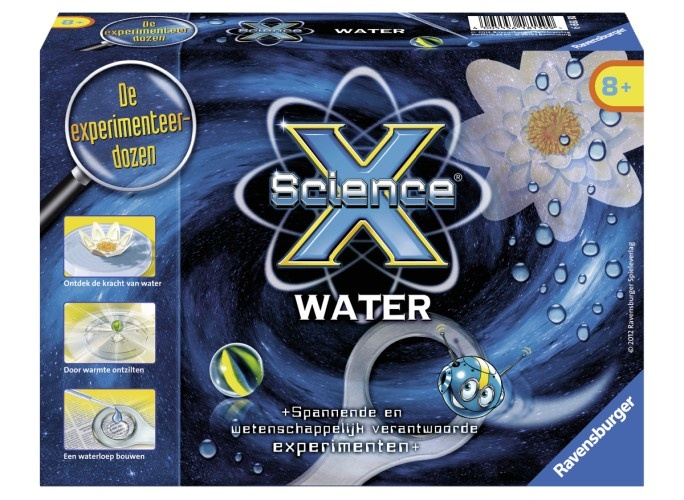 Ravensburger Water Science X Mini