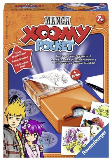 Ravensburger Tekendesigner Xoomy Pocket Manga