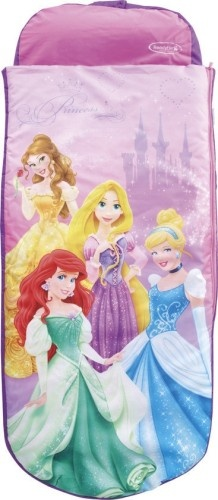 Readybed Disney Princess 2 in 1 Slaapzak + Matras