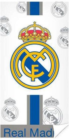 Real Madrid strandlaken 70 x 140 cm kopen