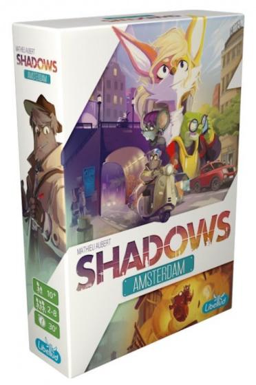 Libellud bordspel Shadows Amsterdam