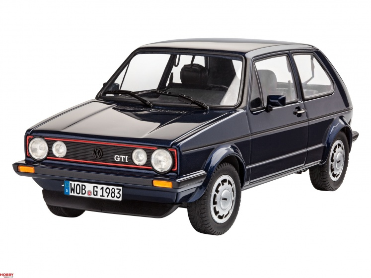 Revell 1-24 35 Years VW Golf 1 GTI Pirelli