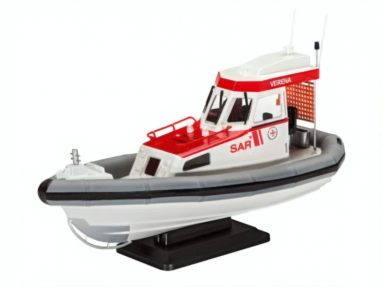 Revell 05228 Search & Rescue Daughter-Boat VE Boot (bouwpakket) 1:72