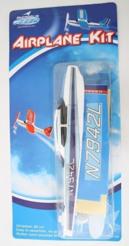 Rhombus Air Airplane Kit Rood