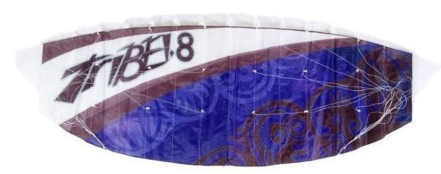 Rhombus matrasvlieger Tribe 1.8 paars 180 x 70 cm