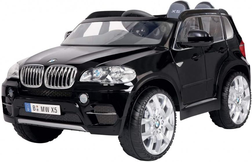 Rollplay BMW X5 SUV RC accuvoertuig 12 Volt zwart