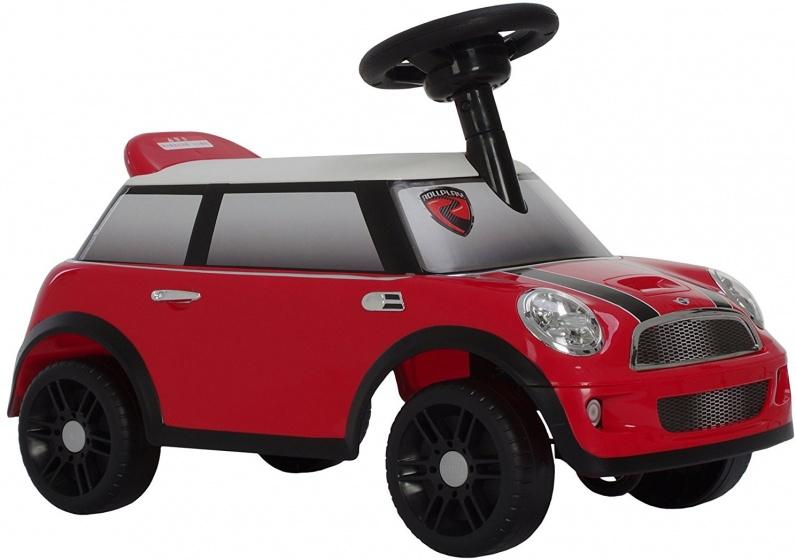 Rollplay loopauto Mini Cooper rood