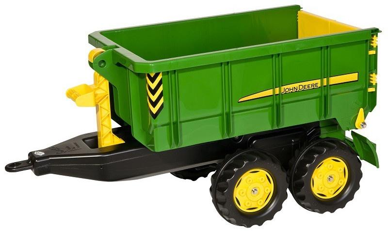 Rolly Toys aanhanger RollyContainer John Deere junior groen