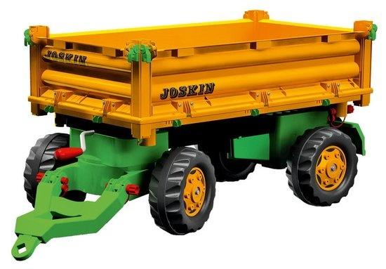 Rolly Toys aanhanger RollyMulti junior geel