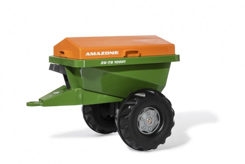 Rolly Toys aanhanger RollyStreumax Amazone 69 cm groen