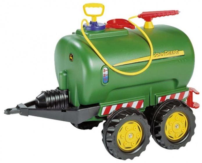 Rolly Toys RollyTanker John Deere Met Pomp