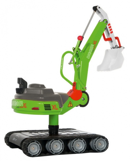 Rolly Toys graafmachine RollyDigger XL junior groen
