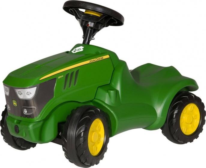 Rolly Toys looptractor RollyMinitrac John Deere junior groen