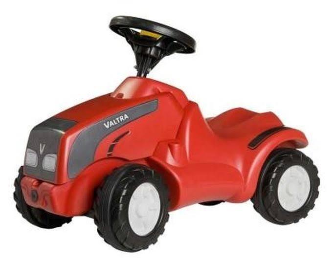 Rolly Toys looptractor RollyMinitrac Valtra junior rood