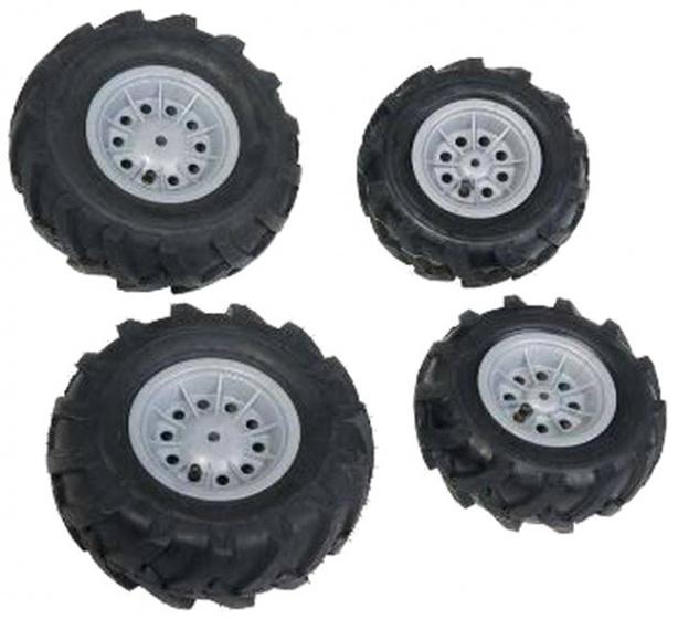 Rolly Toys luchtbanden RollyFarmtrac/RollyJunior zwart 4 stuks