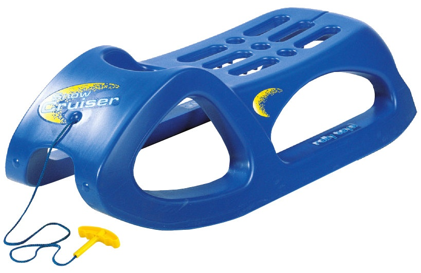 Rolly Toys 200290 RollySnow Cruiser Slee Blauw