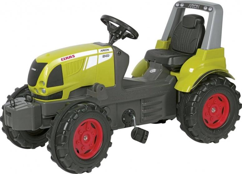 Rolly Toys traptractor RollyFarmtrac Claas Arion 640 groen/grijs