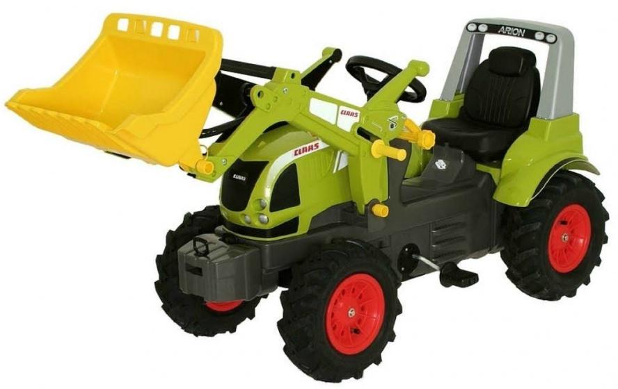 Rolly Toys 710249 RollyFarmtrac Claas Arion 640 Tractor met Lader en Luchtbanden