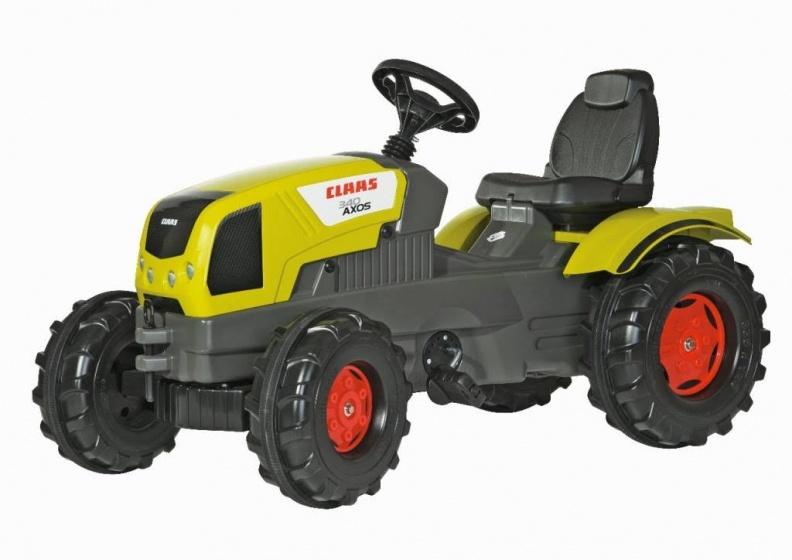 Rolly Toys traptractor RollyFarmtrac Claas Axos 340 junior groen