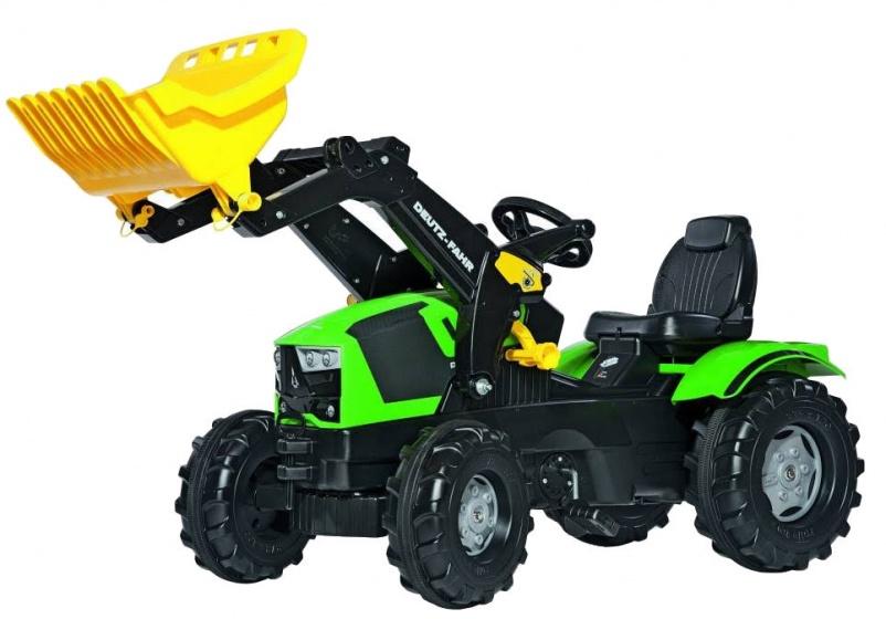 Rolly Toys traptractor RollyFarmtrac Deutz Fahr 5120 gr/zw