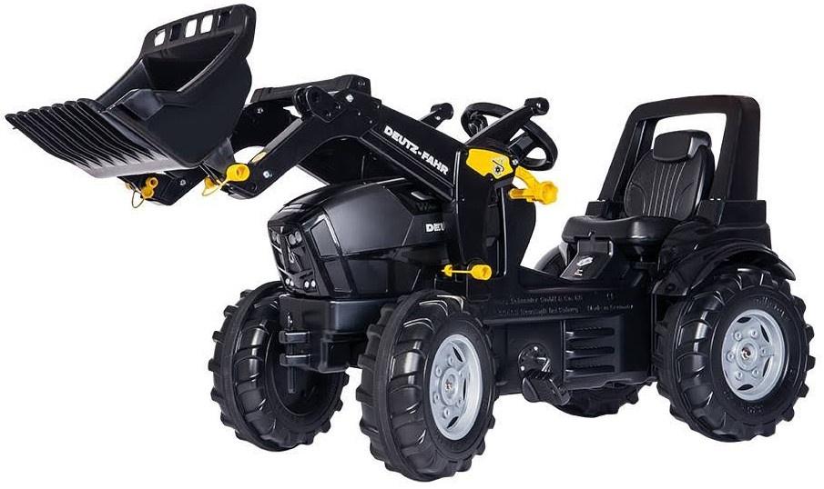 Tractor Deutz + Lader Warrior