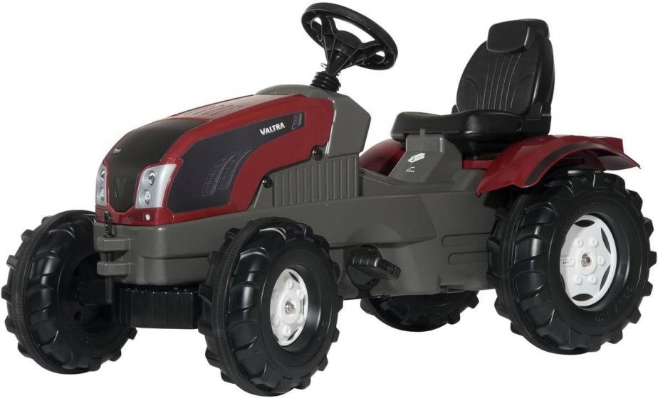 Rolly Toys traptractor RollyFarmtrac Valtra T163 rood/zwart