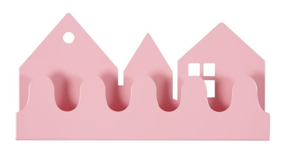 Roommate Village Kapstok 32 cm Roze