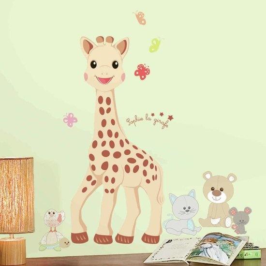 RoomMates muurstickers vulli Sophie la girafe 92 x 42 cm