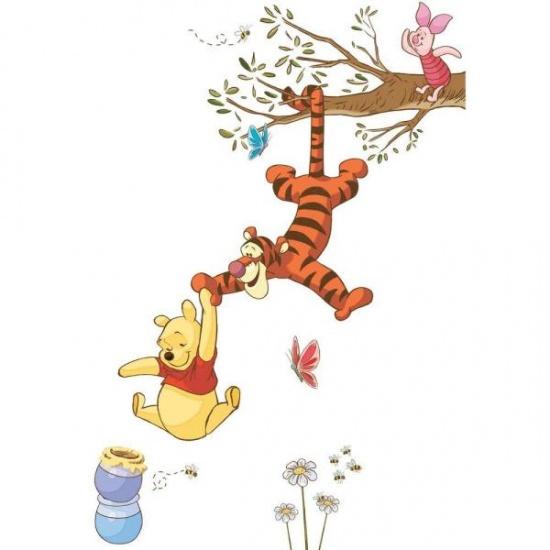 RoomMates muurstickers Winnie the Pooh 132 x 104,7 cm