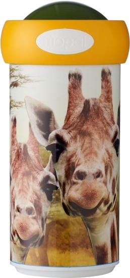 Rosti Mepal Animal Planet Schoolbeker giraffe 275 ml
