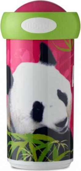 Rosti Mepal schoolbeker Animal Planet panda