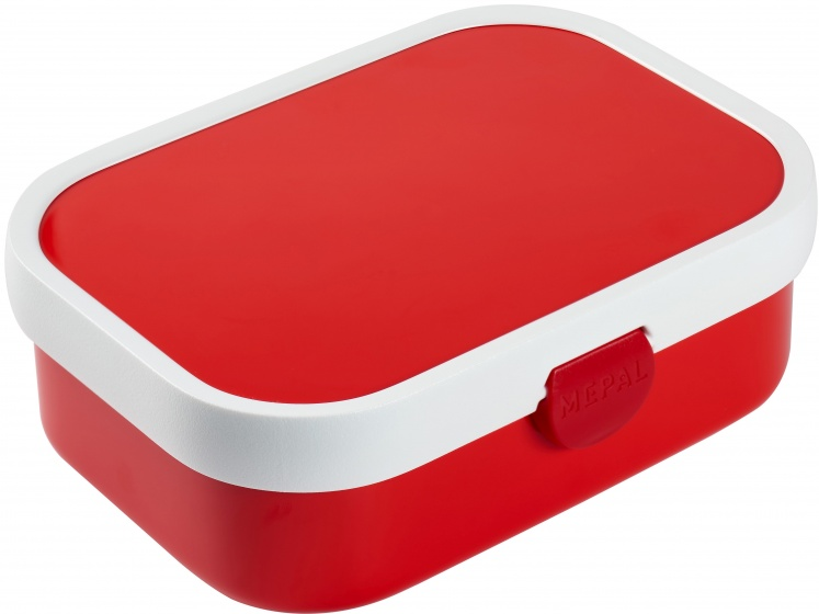 Mepal Campus lunchbox rood