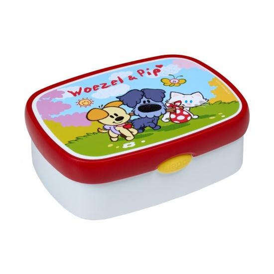 Rosti Mepal Lunchbox Woezel en Pip Mini 14 x 10.5 cm
