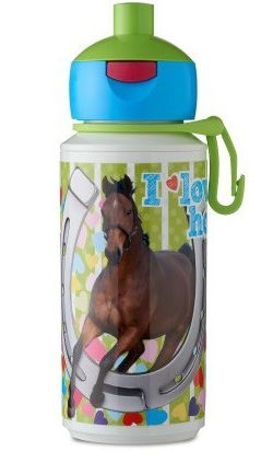 Rosti Mepal Pop Up Beker I Love Horses 2 275 ml