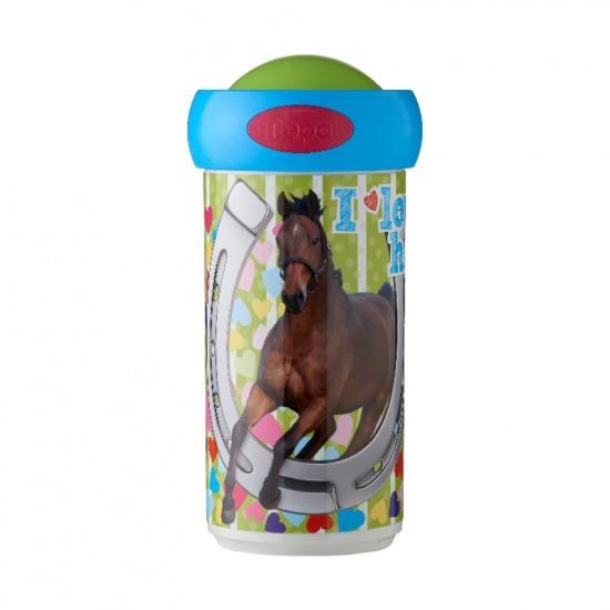Rosti Mepal School MUG I Love Horses 2 - Internet Toys