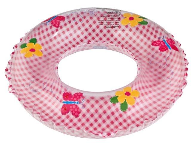 Rubotoys Zwemband Lief! meisje 50 cm roze