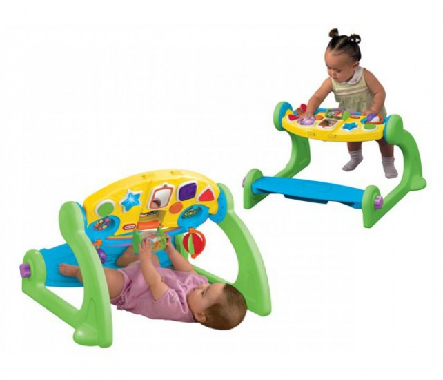 Rubotoys LT 5 in 1 Growing Gym