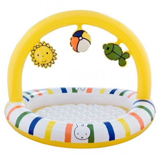 Rubo Toys Nijntje 3D babybadje streep 80 cm
