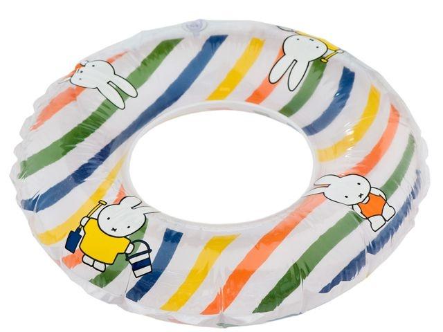 Rubotoys Zwemband Nijntje 50 cm gestreept