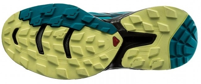 Chaussure Randonnée Randonnée Salomon Sable Chaussure