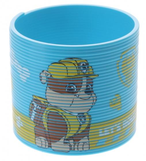Sambro trapveer Paw Patrol jongens 6,5 x 7,5 cm lichtblauw