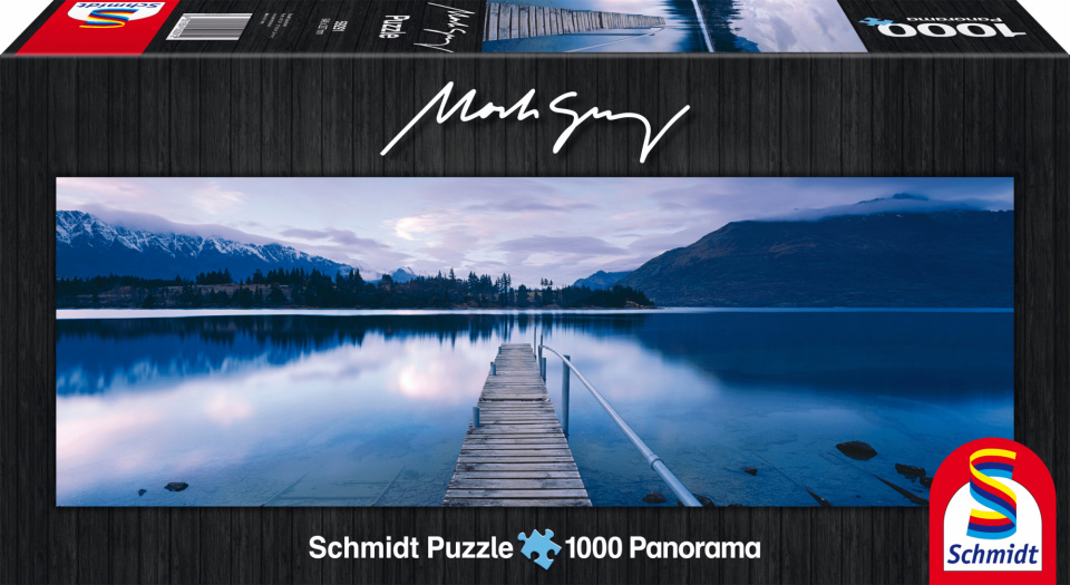 Schmidt puzzel Lake Wakatipu 1000 stukjes